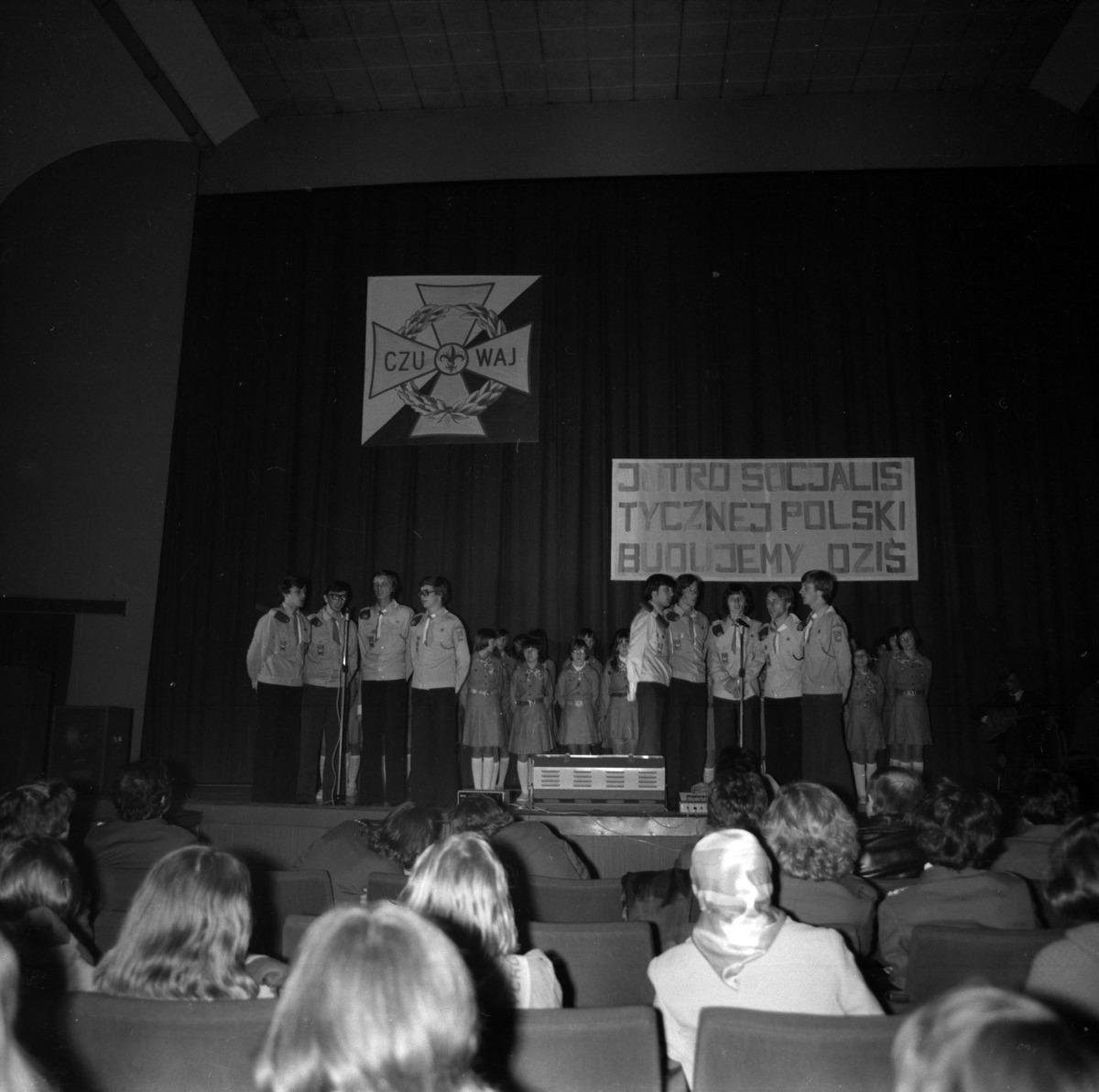 11. rocznica hufca ZHP w Giżycku