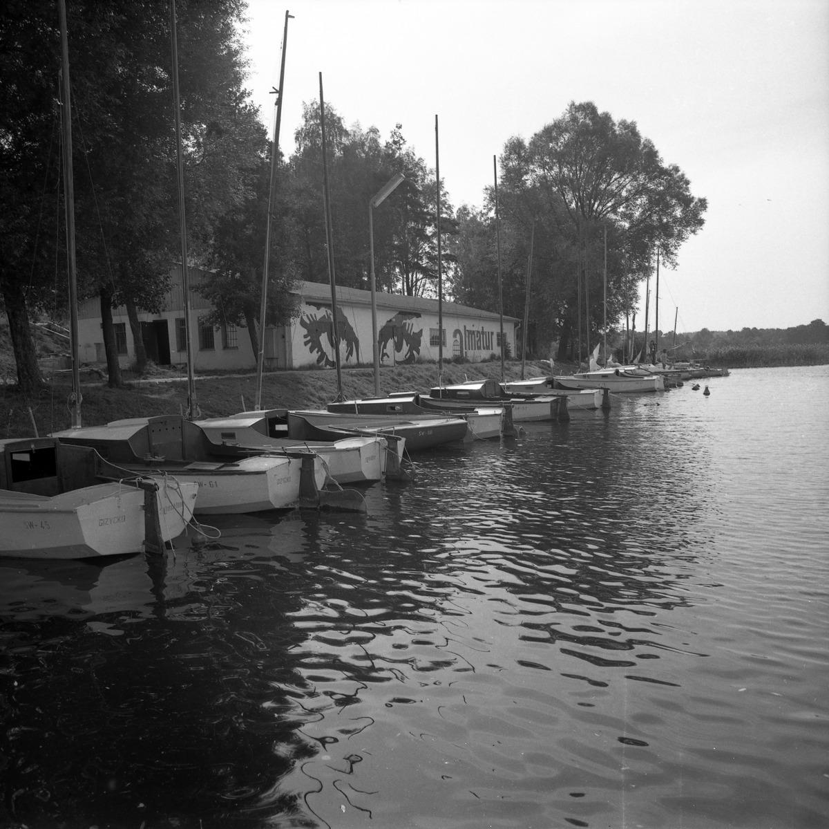 """Port """"Almatur"""", 1977 r."""