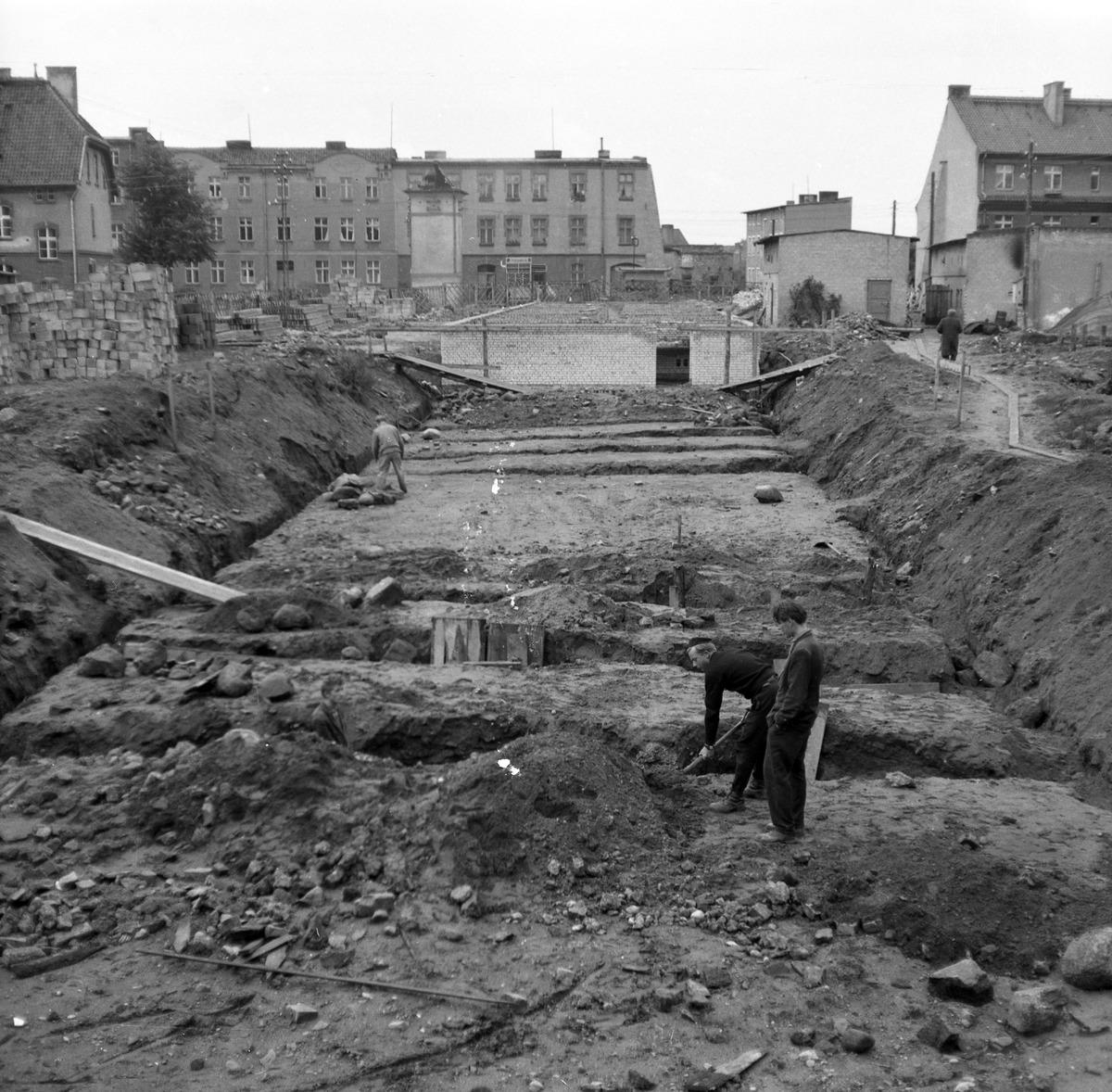 Blok przy ul. Kościuszki w budowie [5]