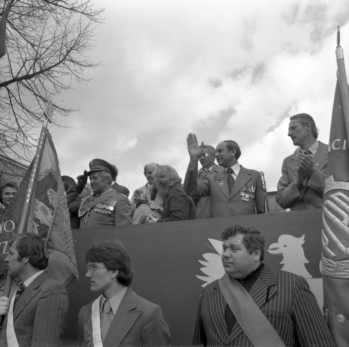 Pochód pierwszomajowy, 1979 r. [4]
