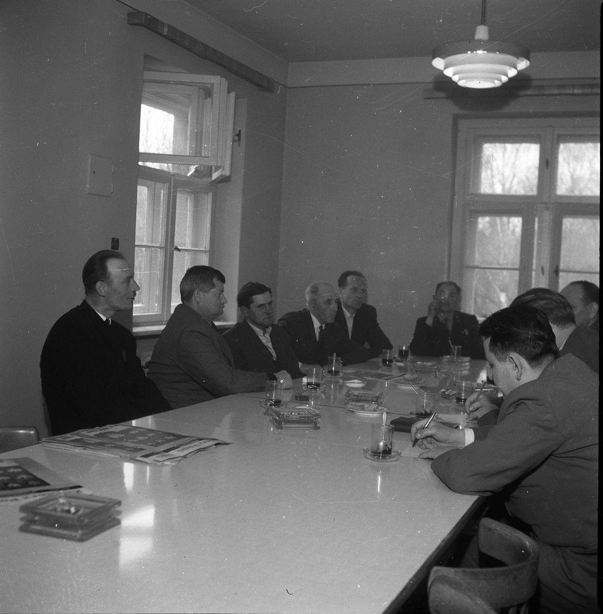 Spotkanie weteranów walk o Berlin w KP PZPR [5]