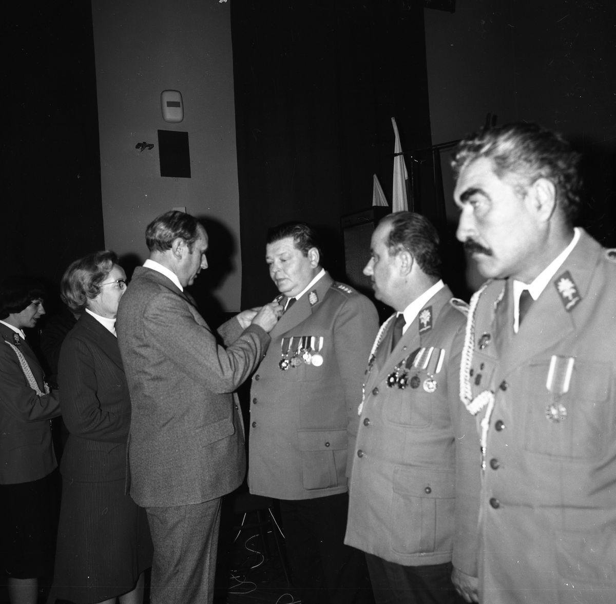 Święto Milicji Obywatelskiej i Służby Bezpieczeństwa, 1979 r.