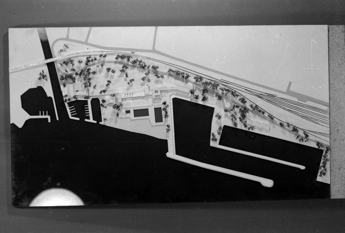 Projekt zabudowy brzegu Niegocina [6]