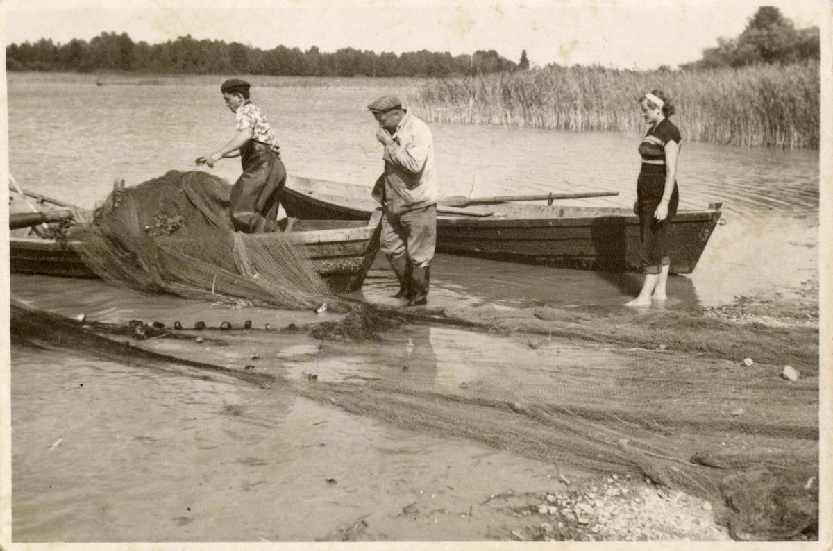 Uczniowie Państwowego Technikum Rybackiego w Giżycku [4]