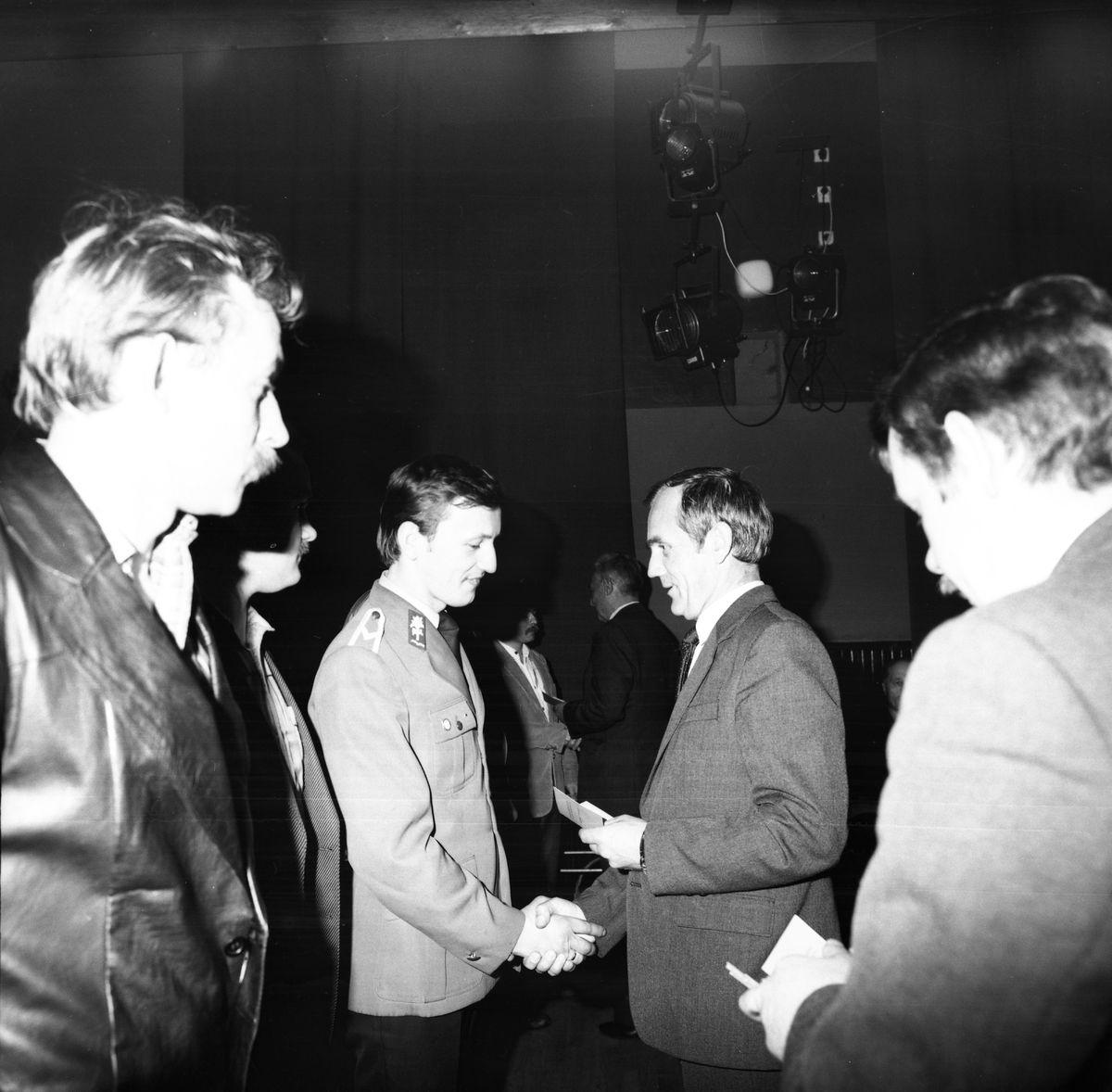 Spotkanie giżyckich struktur PZPR, 1986 r. [7]