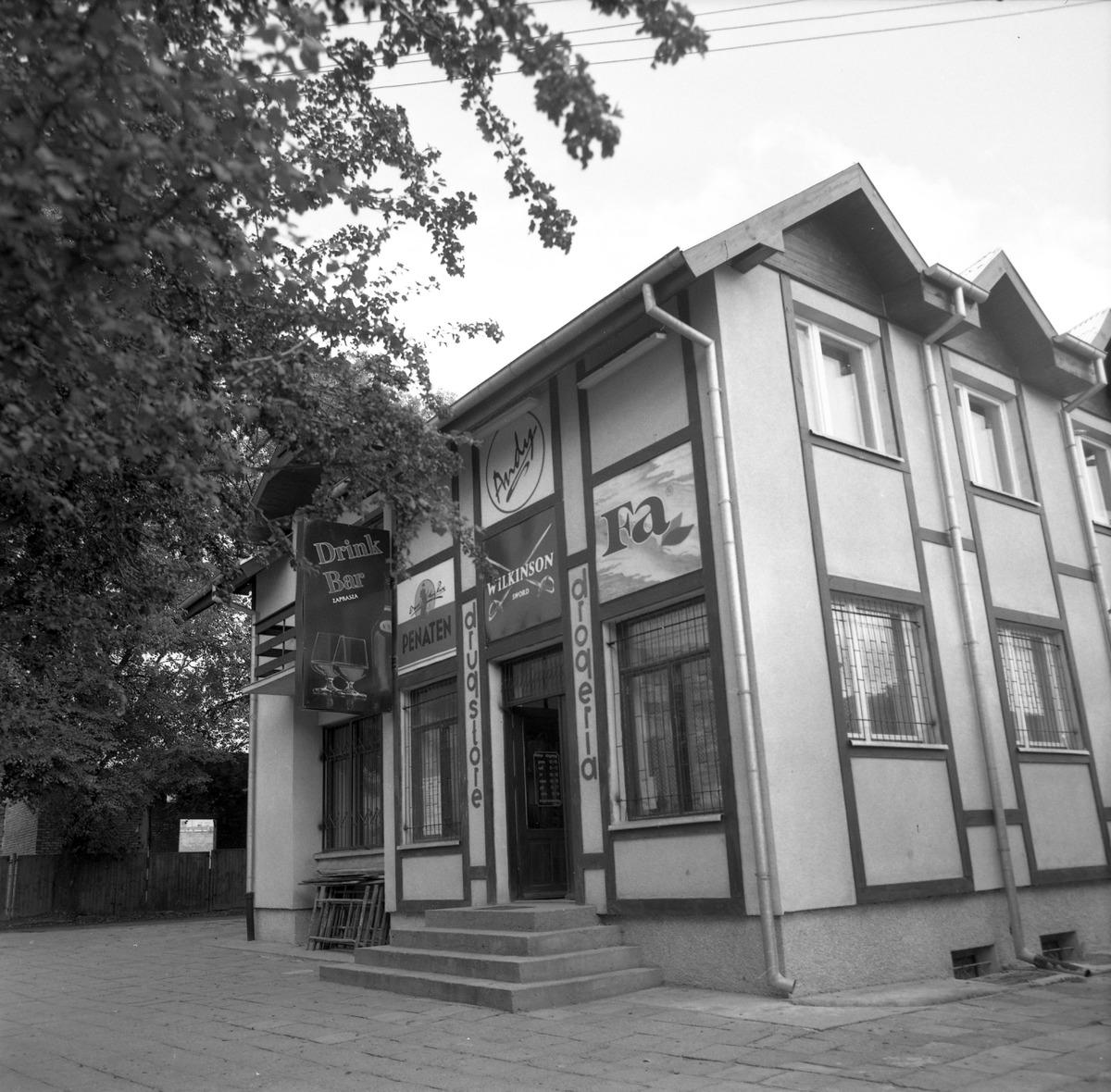 Budynek usługowo-handlowy przy ul. Kętrzyńskiego