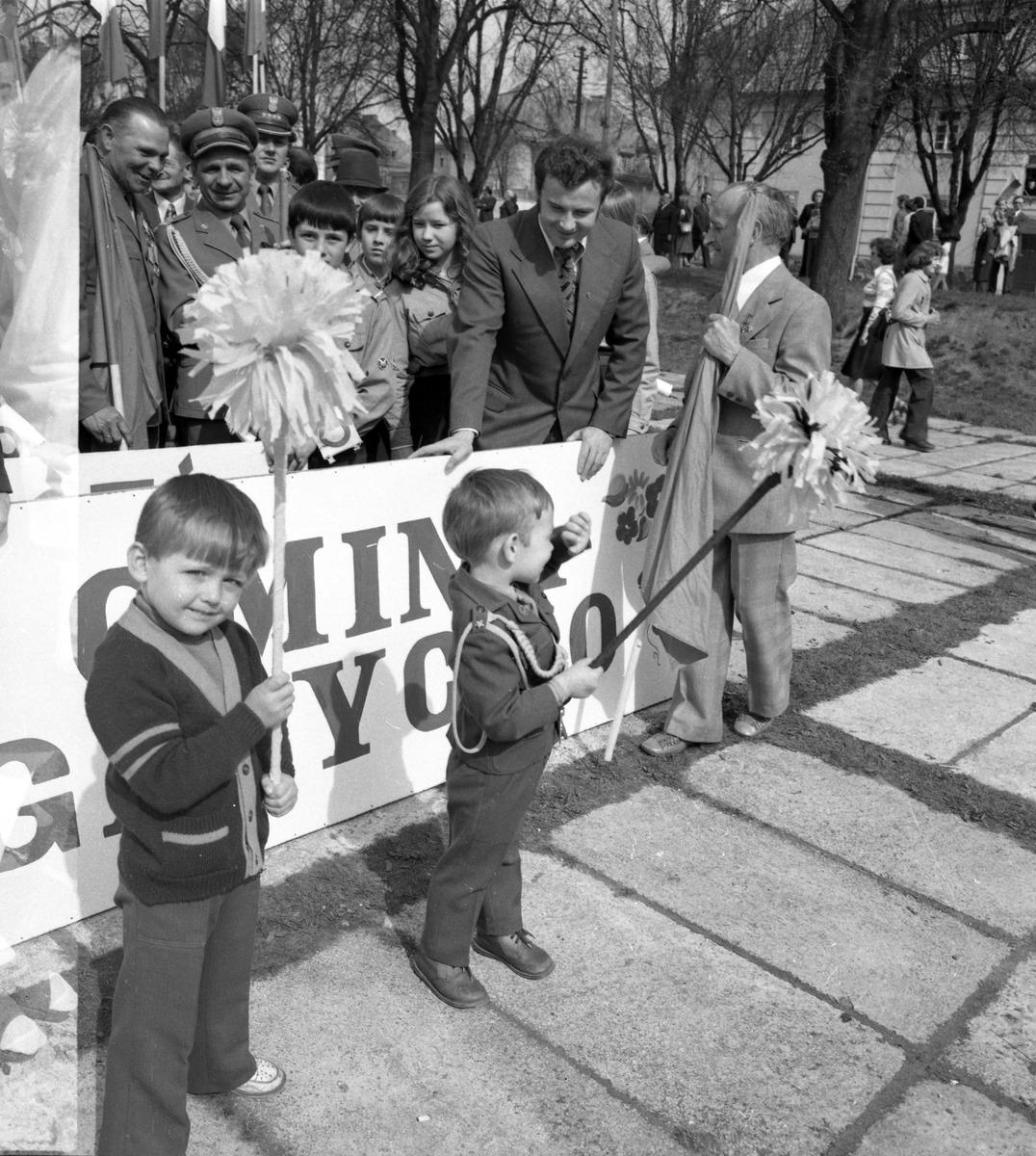 Pochód pierwszomajowy, 1977 r. [4]