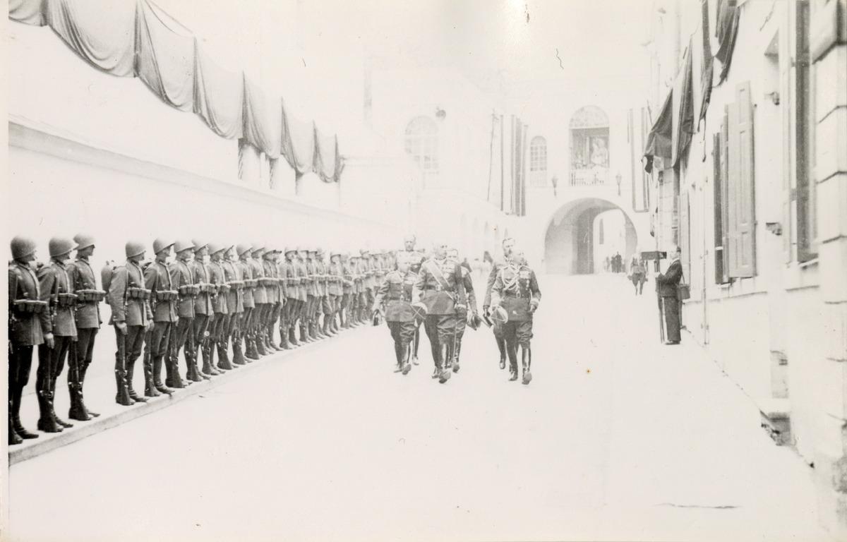 Pogrzeb serca Józefa Piłsudskiego w Wilnie [3]