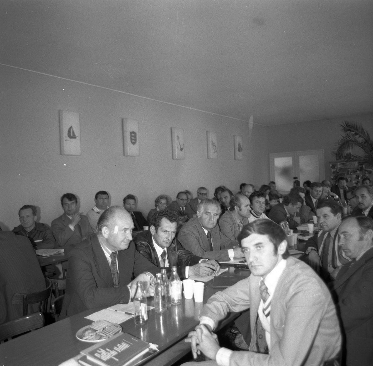 Wizyta konsula ZSRR w siedzibie KM PZPR [6]