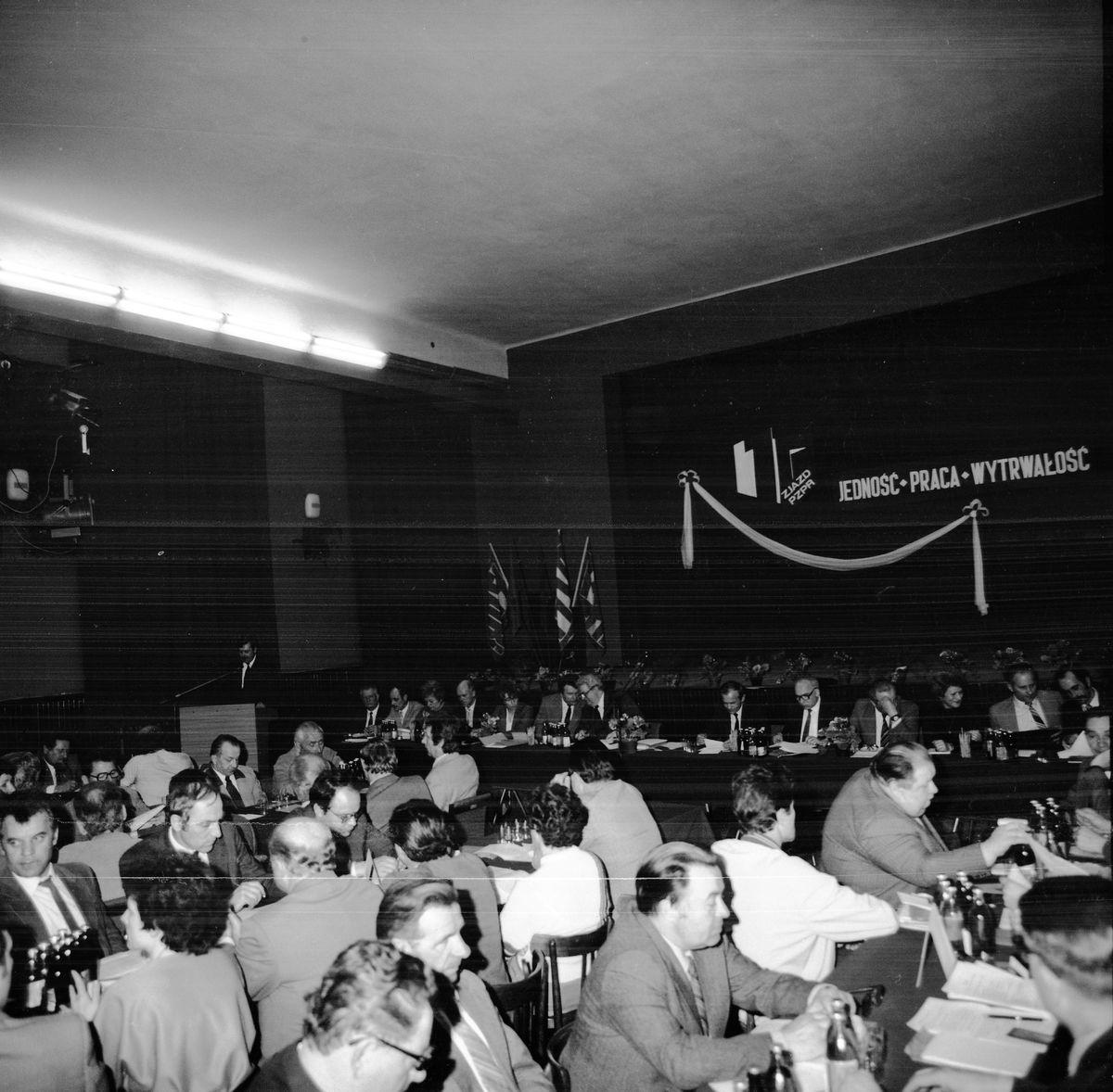Spotkanie giżyckich struktur PZPR, 1986 r. [5]