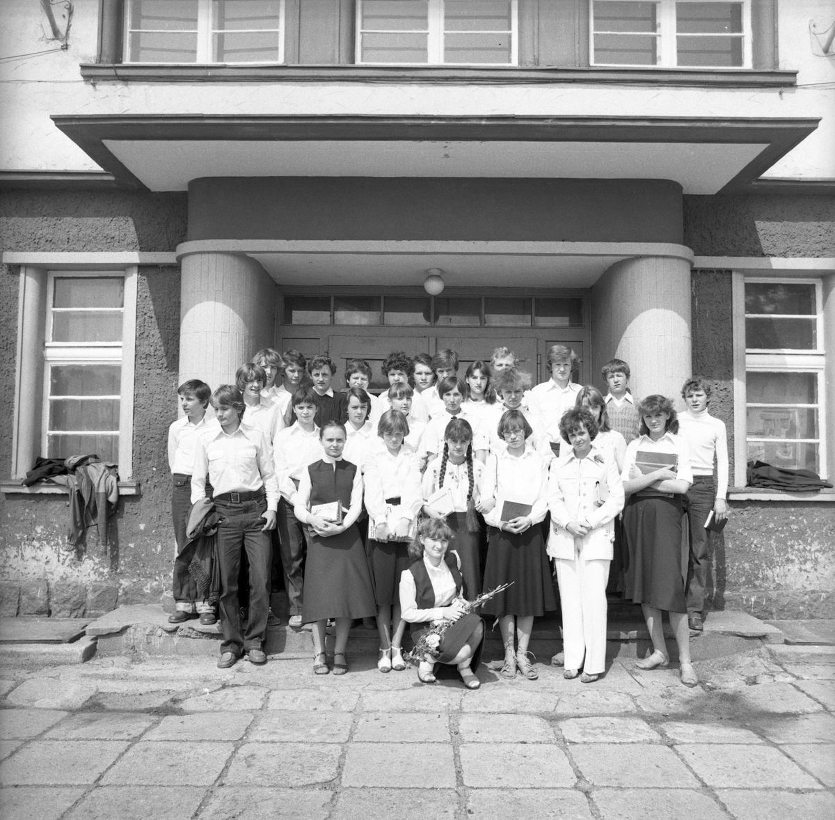 Zakończenie roku szkolnego 1979/1980 [5]
