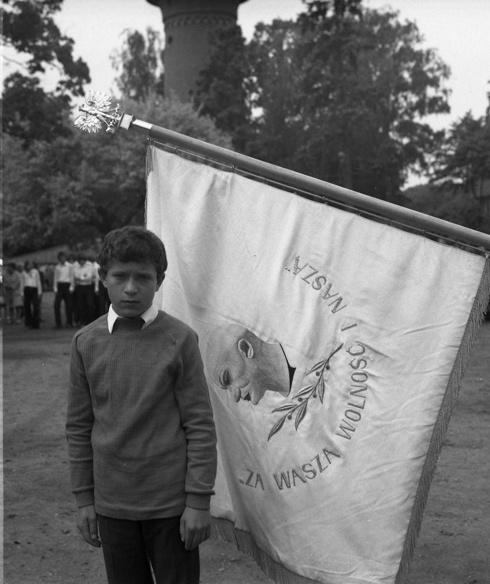 Zakończenie roku w SP nr 2, 1974 r. [8]