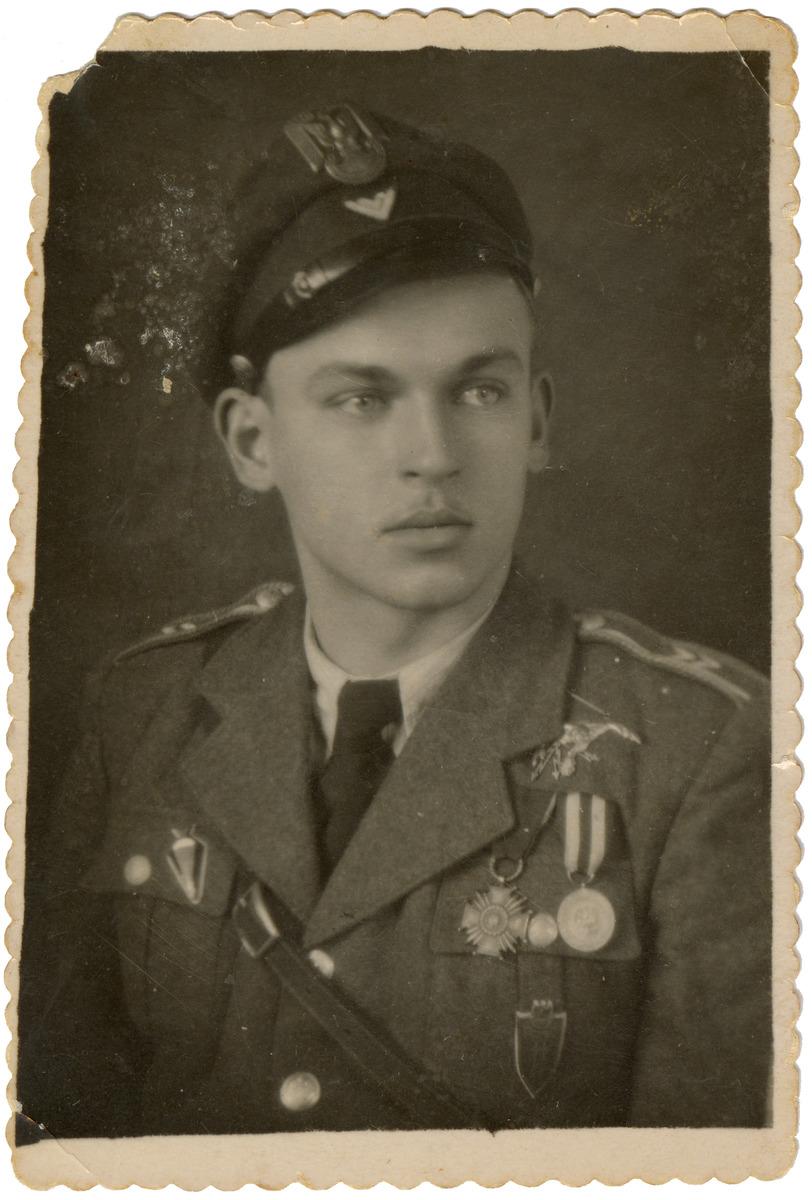 Żołnierze 7. Pułku Bombowców Nurkujących [6]