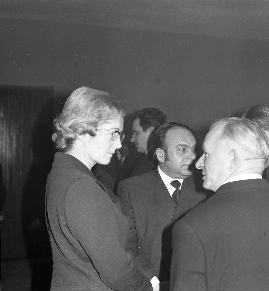 Spotkanie partyjne, 1974 r. [4]