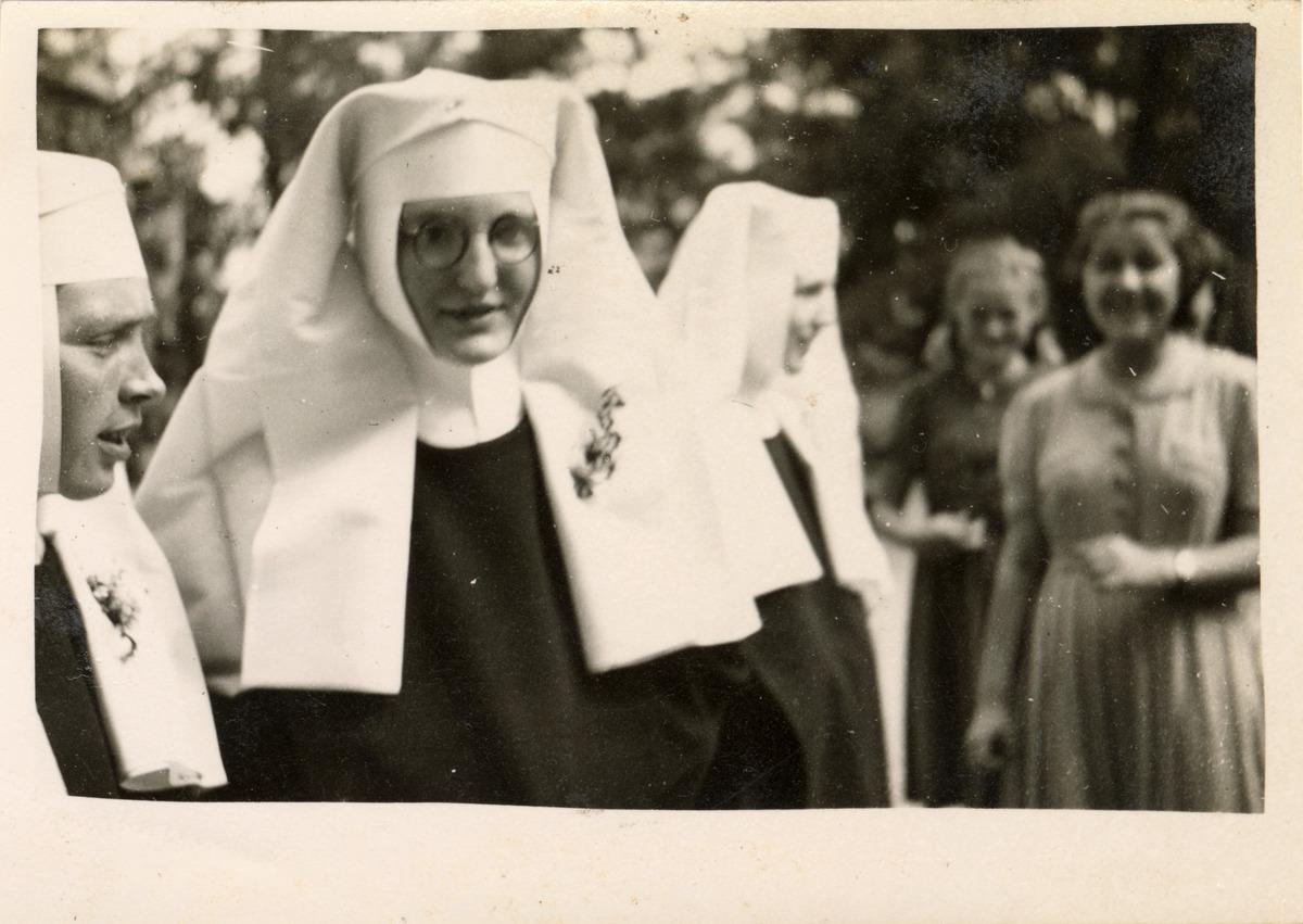 Felicjanka z Wawra, 1940 r.