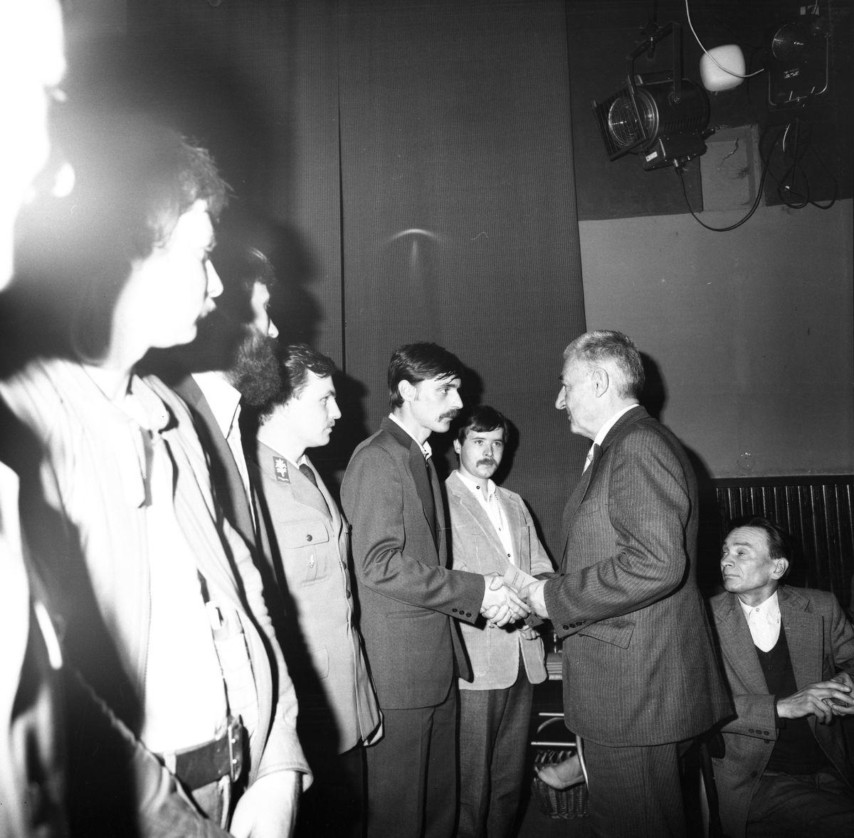 Spotkanie giżyckich struktur PZPR, 1986 r. [4]