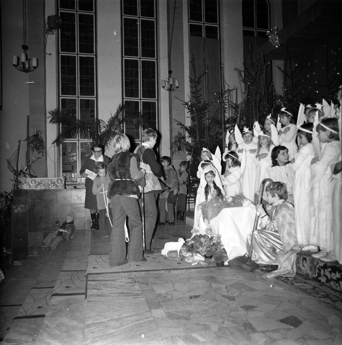 Jasełka w kościele św. Brunona,1977 r. [1]