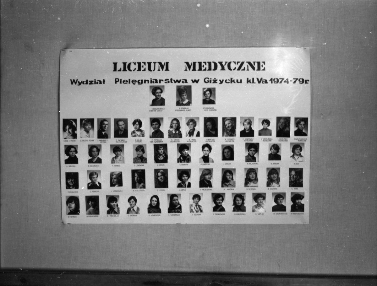 Tablo uczniów liceum medycznego [2]
