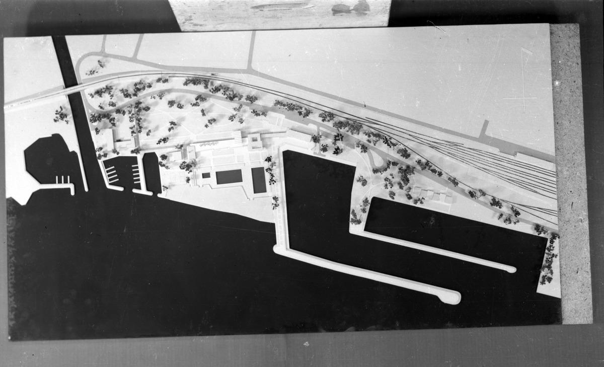Projekt zabudowy brzegu Niegocina [4]