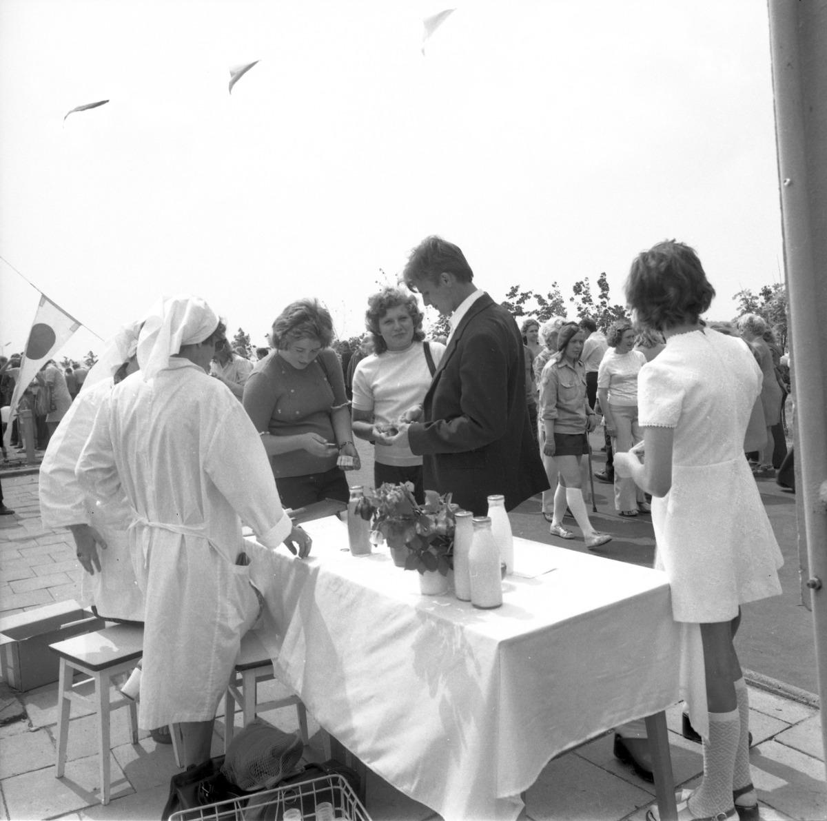 Festyn Prasowy w Giżycku, 1975 r. [9]