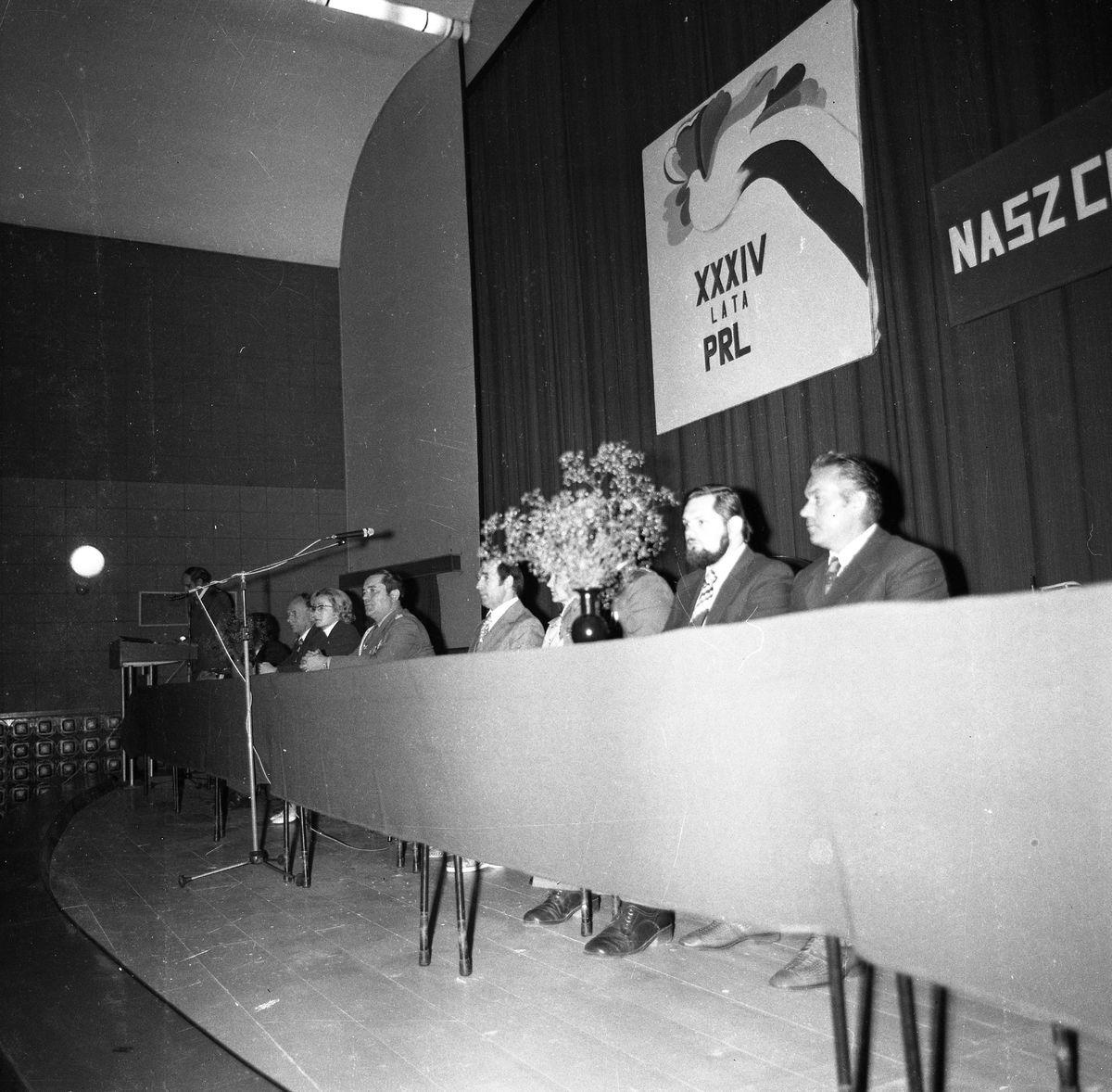 34-lecie PRL, 1978 r.