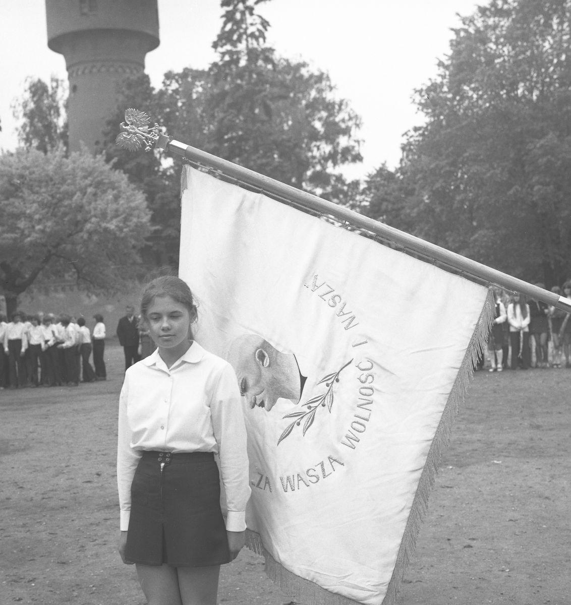 Zakończenie roku w SP nr 2, 1974 r. [1]