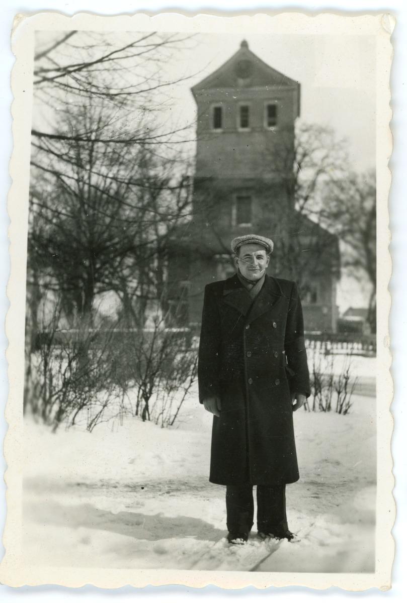 Marian Jarosz, ok. 1957 r.