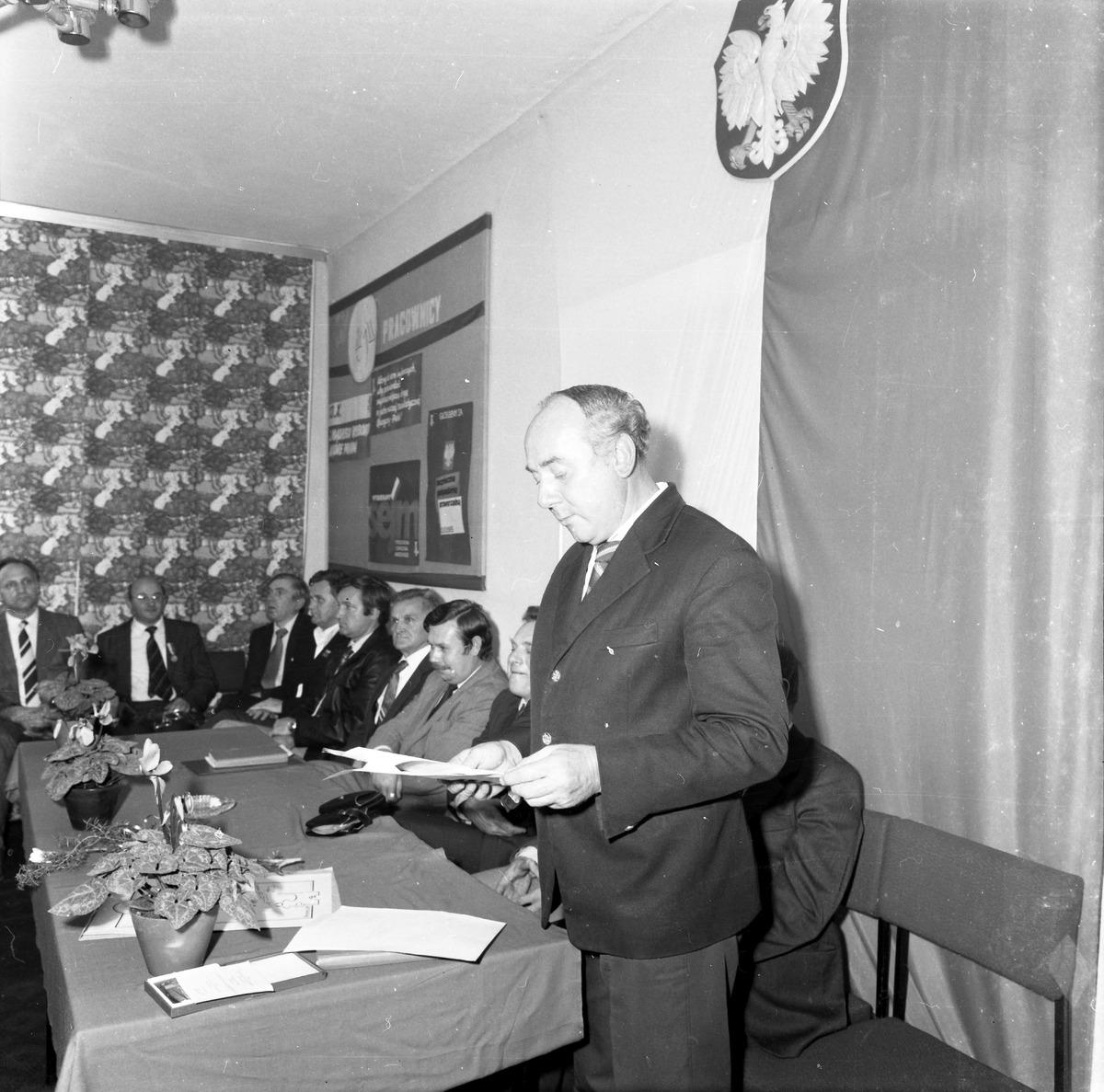 Spotkanie jubileuszowe w Mleczarni, 1985 r. [9]