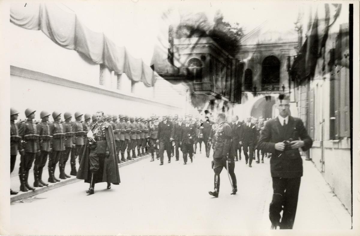 Pogrzeb serca Józefa Piłsudskiego w Wilnie [6]