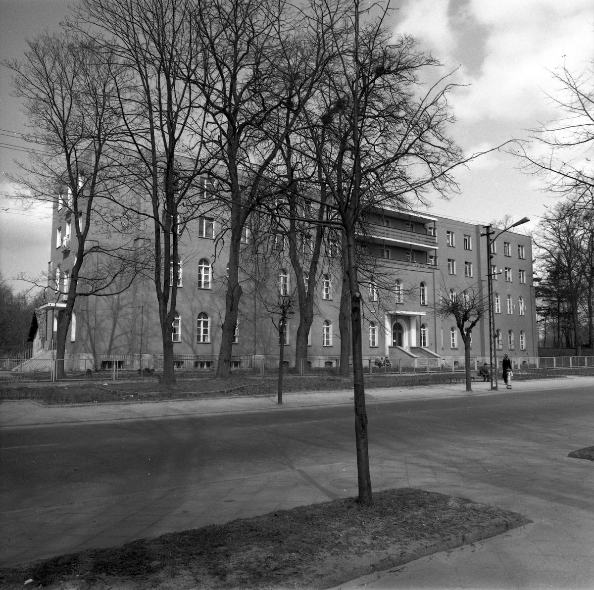 Dom Pomocy Społecznej w Giżycku, 1977 r.