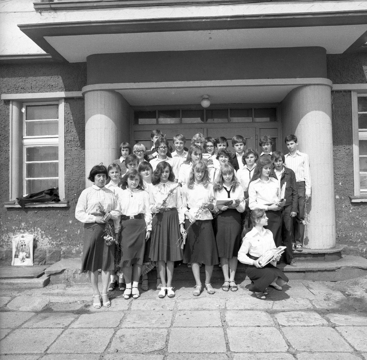 Zakończenie roku szkolnego 1979/1980 [7]