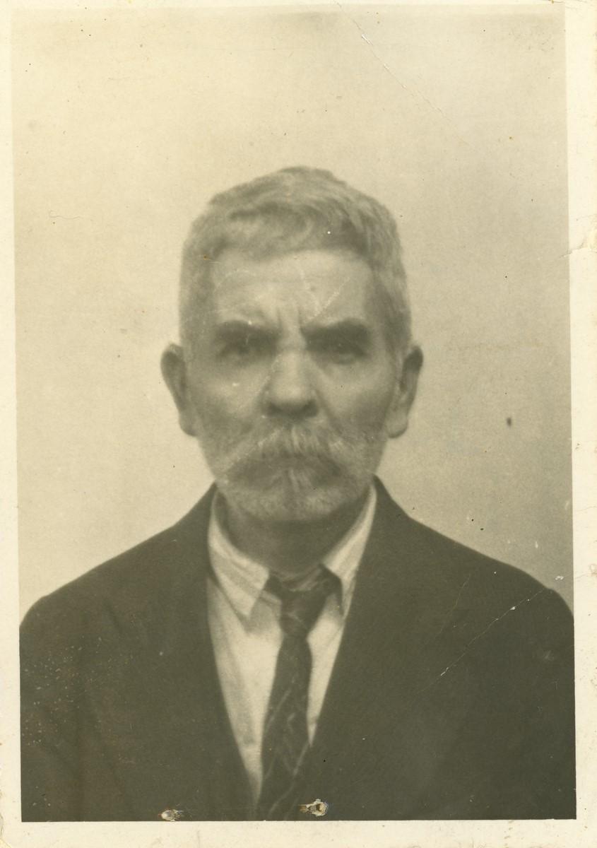 Jan Jarosz, 1944 r.