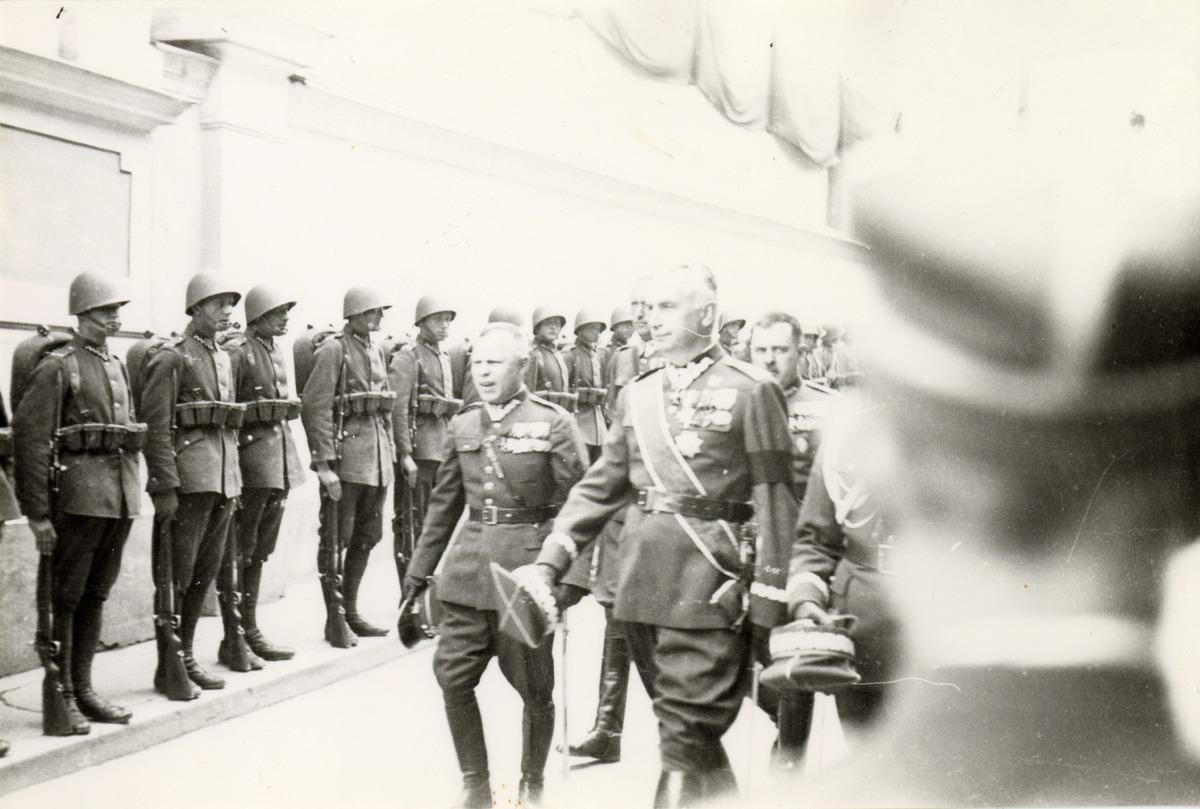 Pogrzeb serca Józefa Piłsudskiego w Wilnie [5]