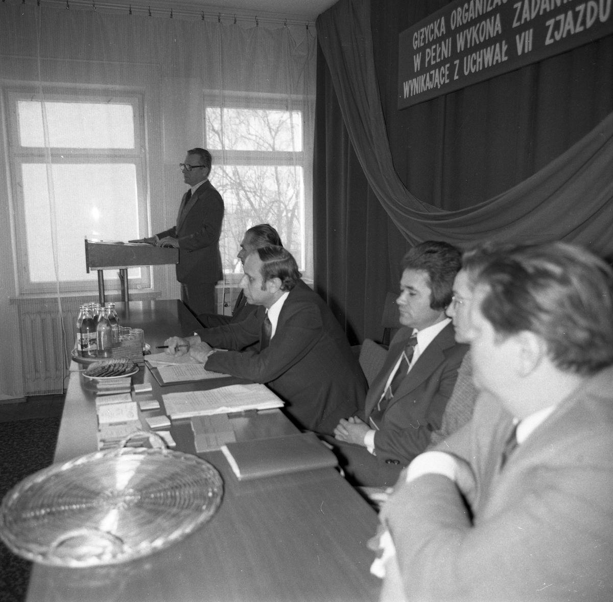 Spotkanie przed VII plenum partii [4]