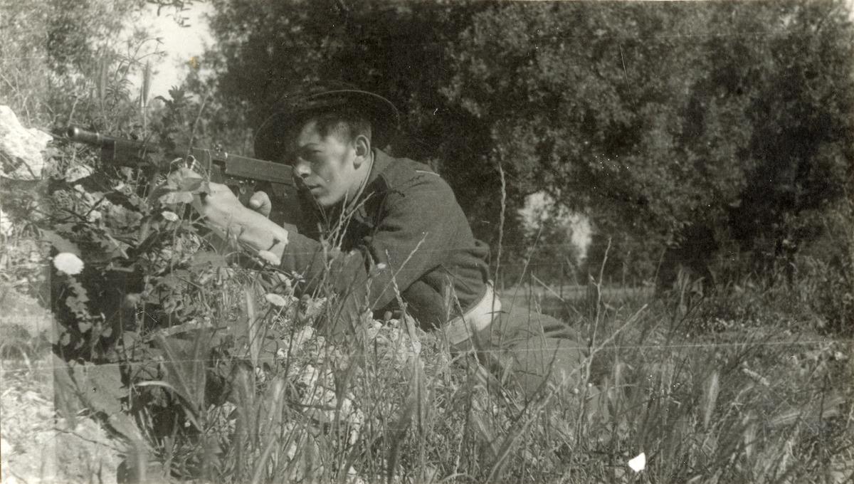 Żołnierze 3. Dywizji Strzelców Karpackich we Włoszech [9]