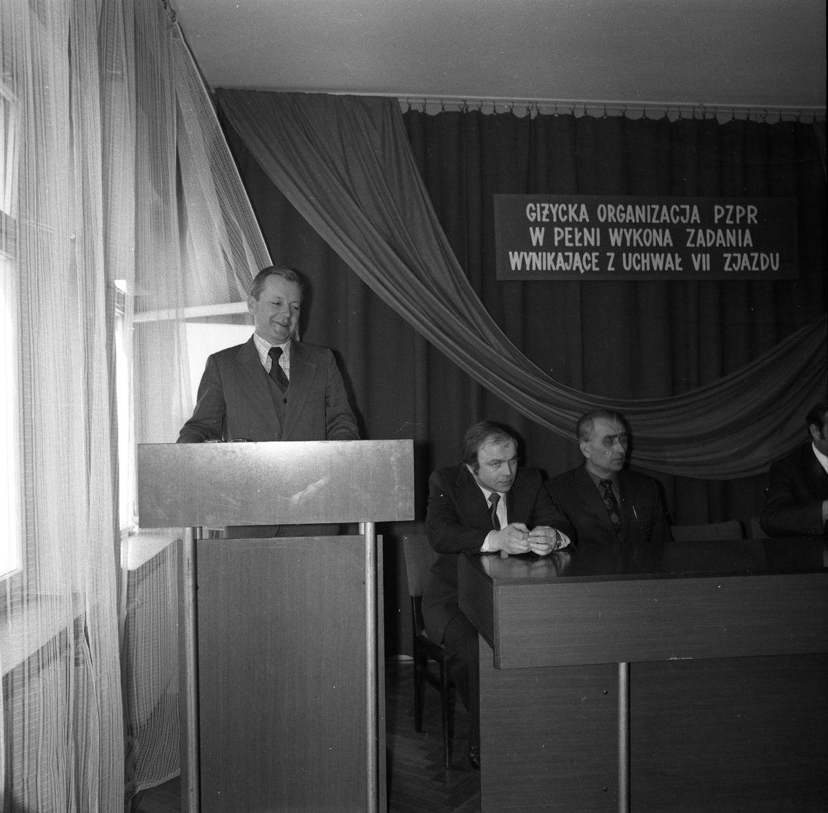 Spotkanie przed VII plenum partii [3]