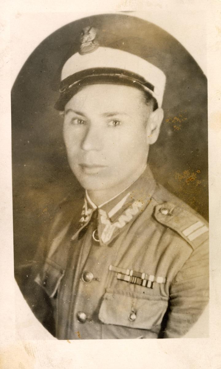 Portret żołnierza