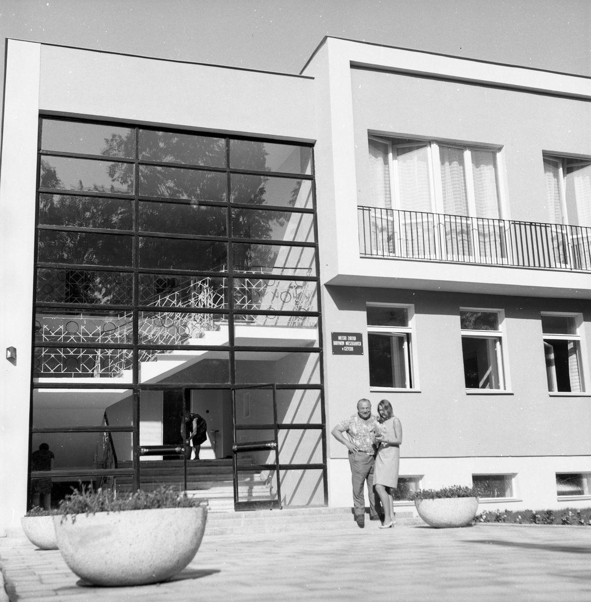 Budowa siedziby Miejskiego Zarządu Budynków Mieszkalnych