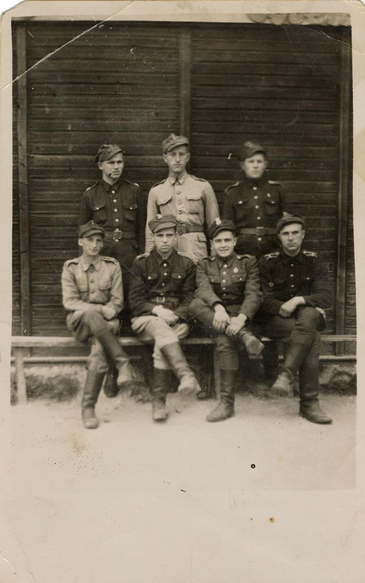 Żołnierze 7. Pułku Bombowców Nurkujących [1]