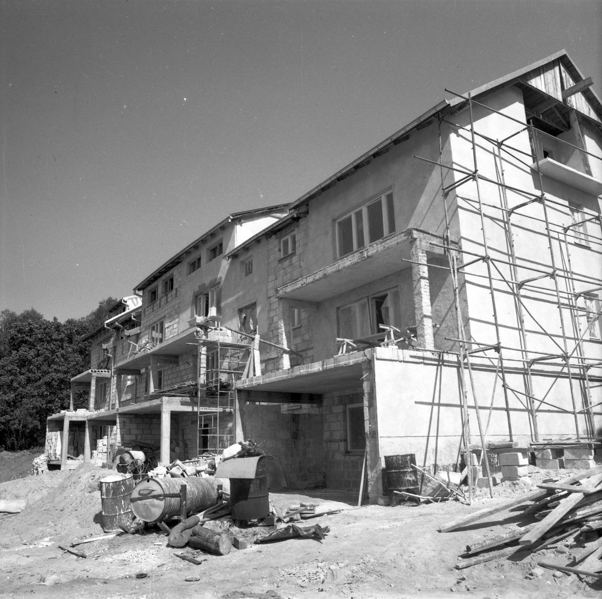Budownictwo jednorodzinne w Wilasach