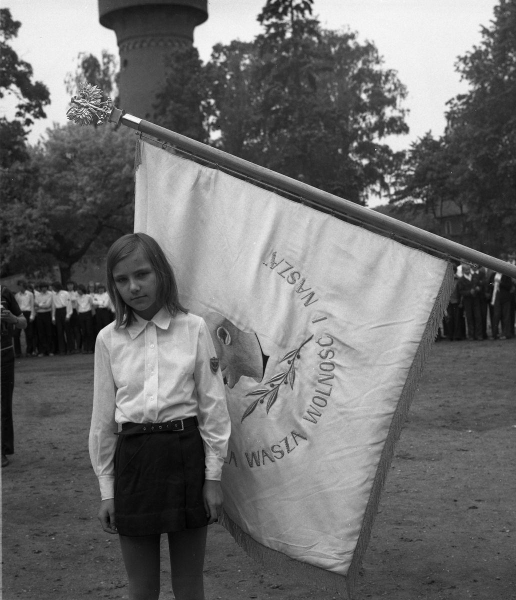 Zakończenie roku w SP nr 2, 1974 r. [6]