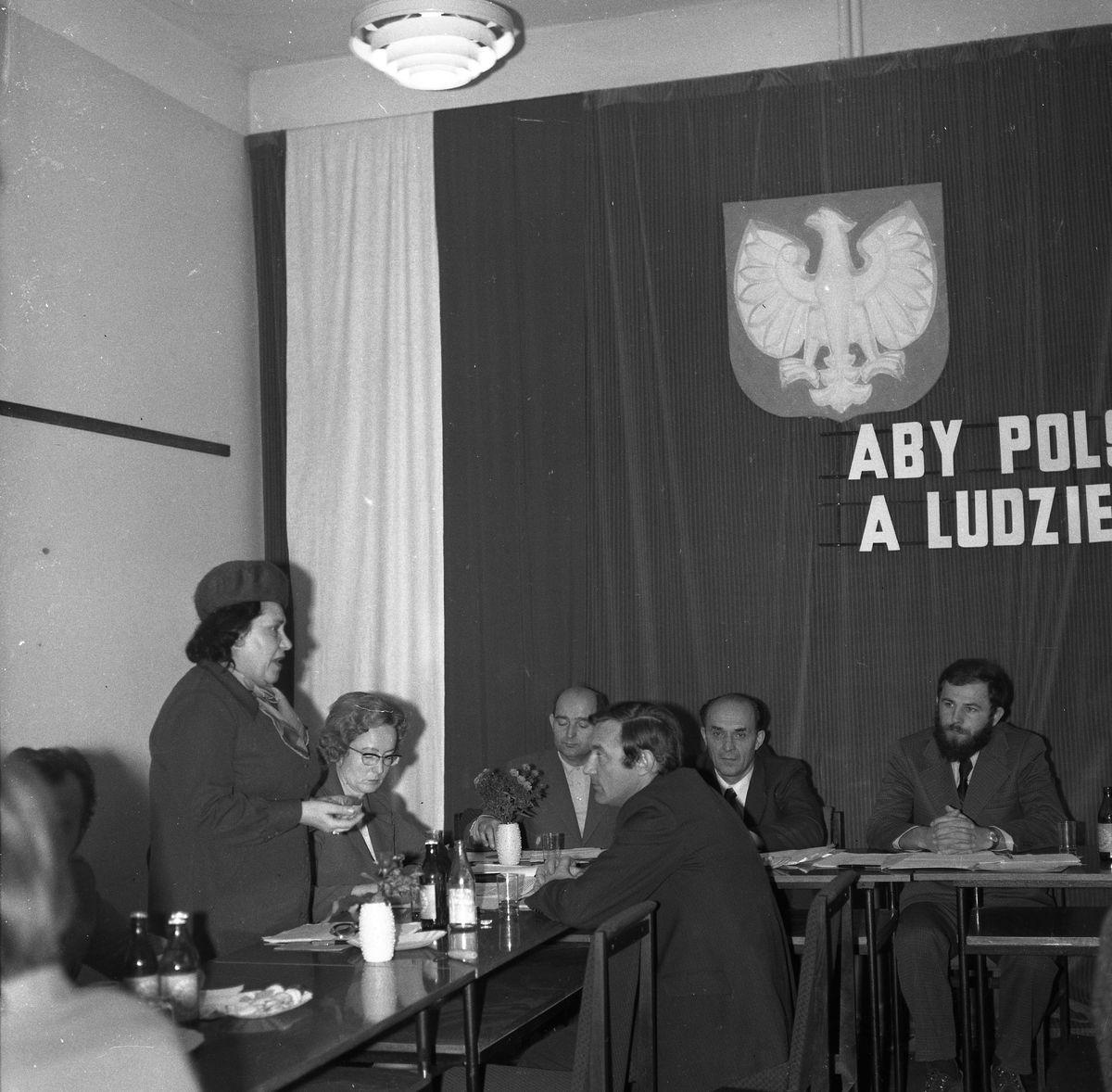 Sesja Miejskiej Rady Narodowej [1]