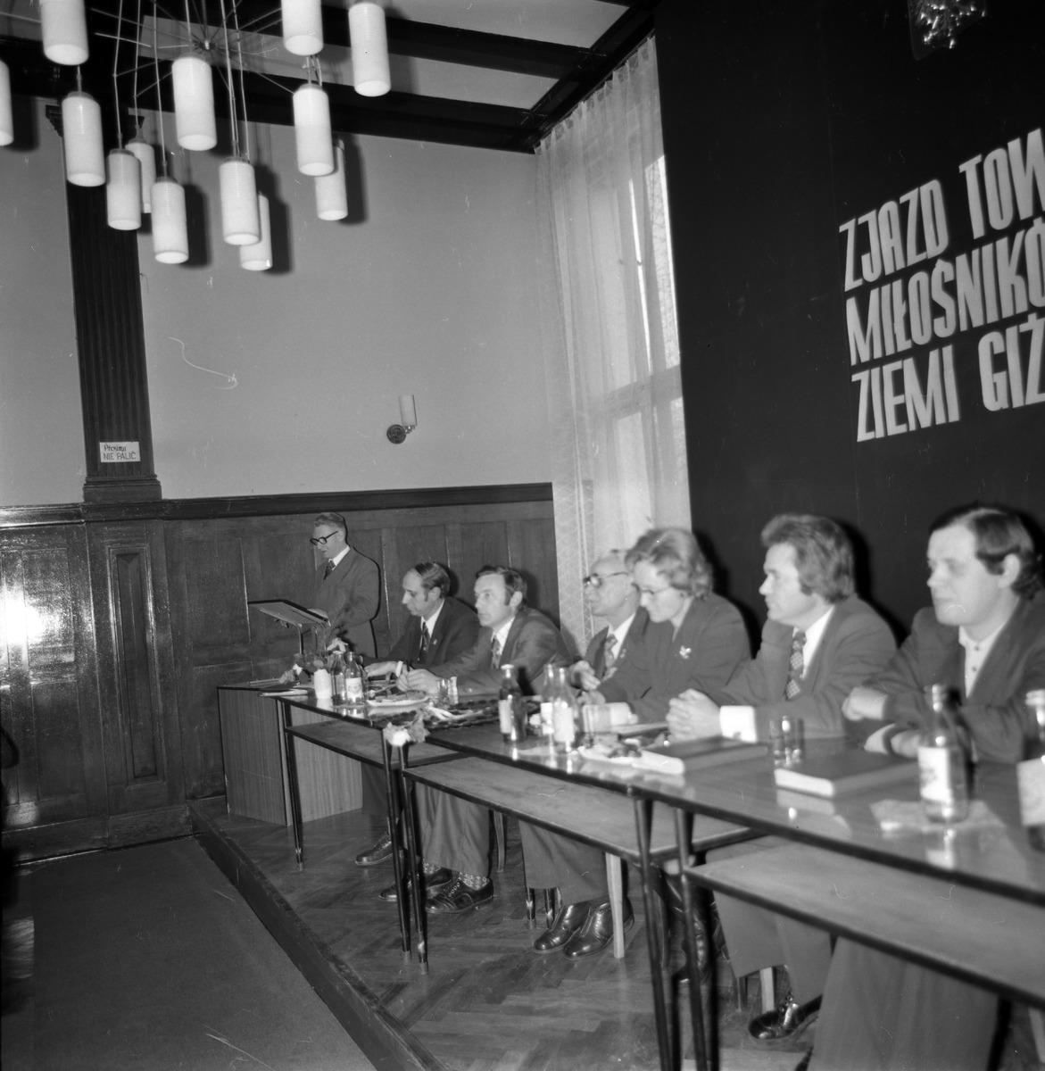 Zjazd Towarzystwa Miłośników Ziemi Giżyckiej, 1976 r. [2]