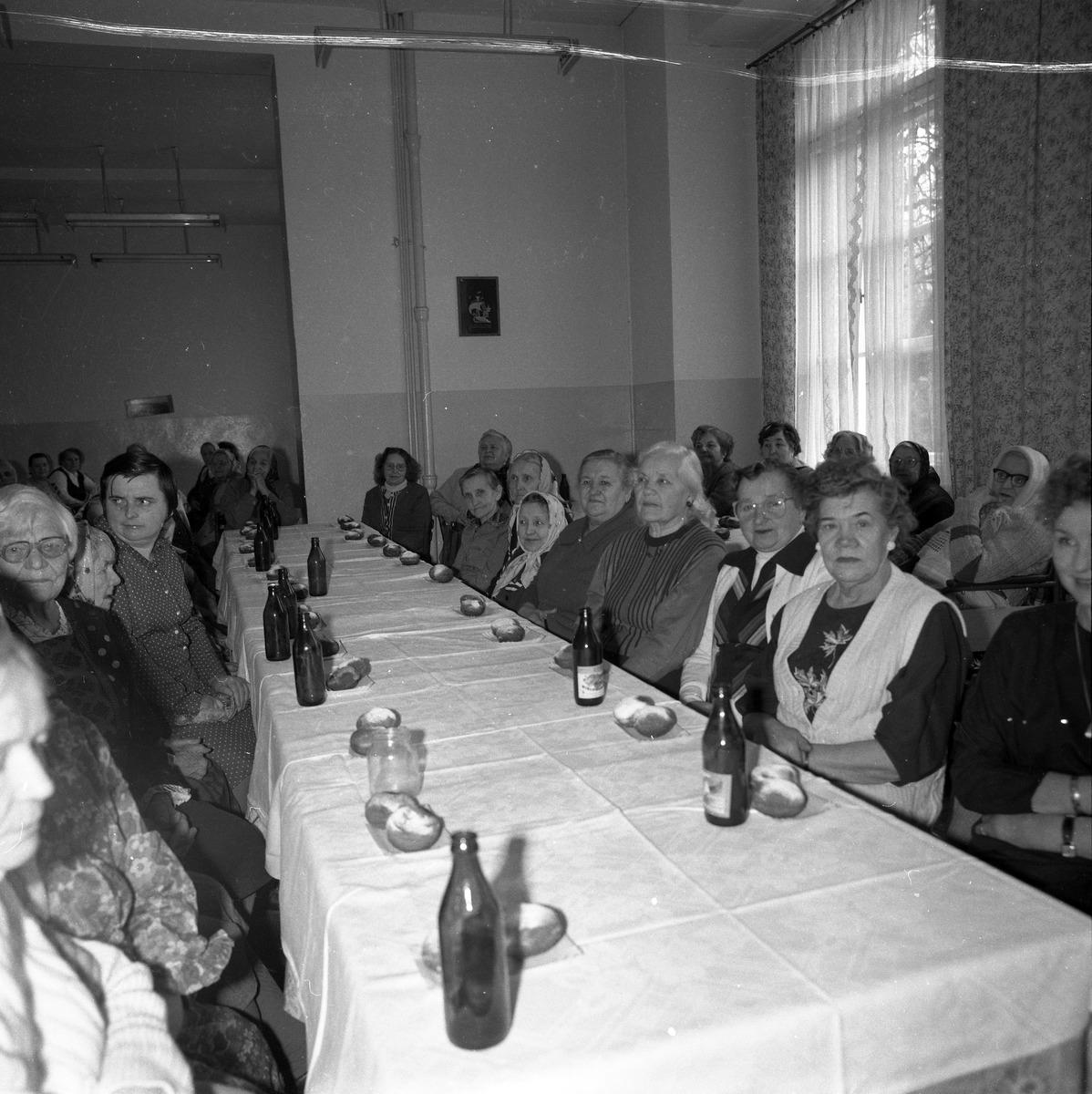 Uroczystość w DPS, 1988 r. [5]