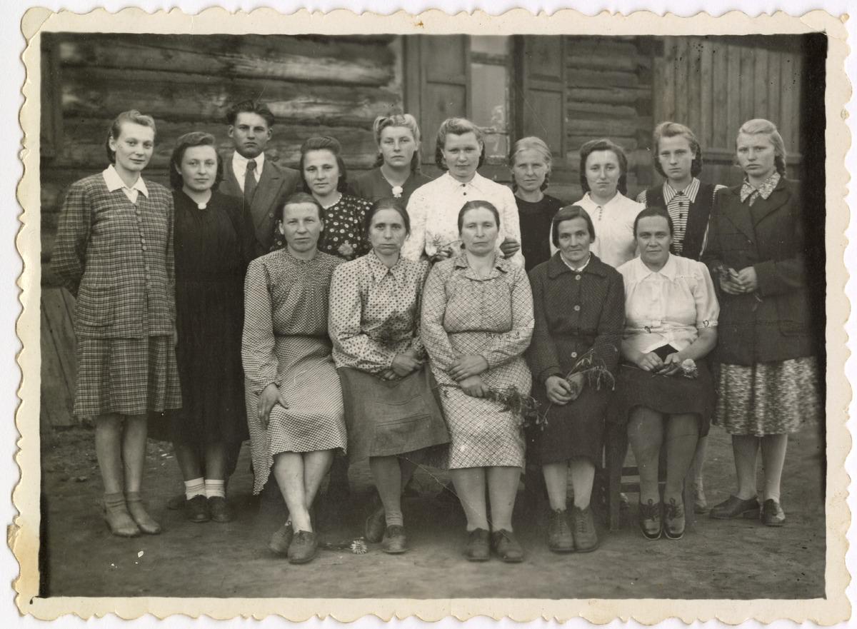 Rodzina Panasików i Naumowiczów na Syberii [4]