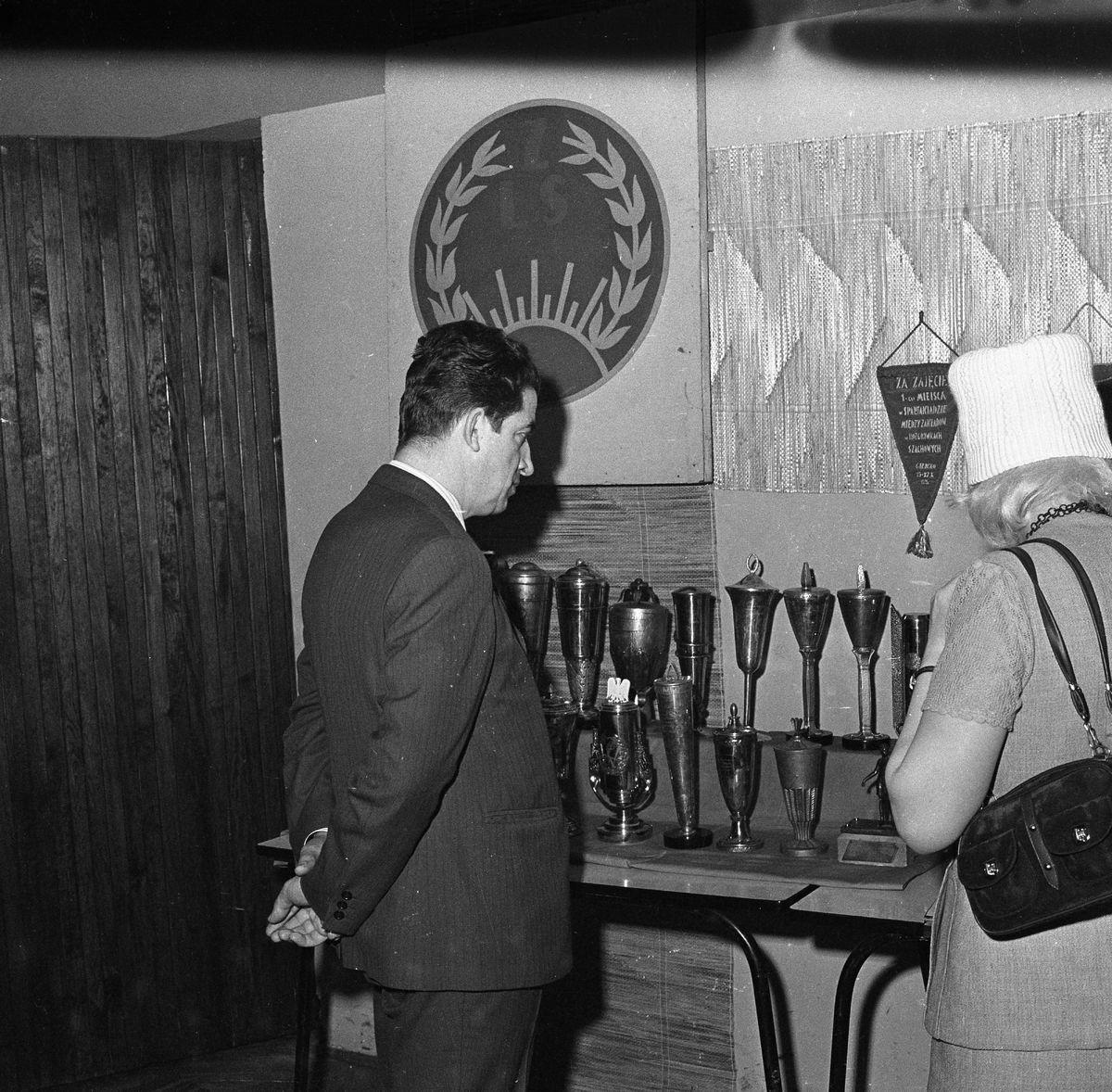 Spotkanie działaczy sportowych, 1971 r.