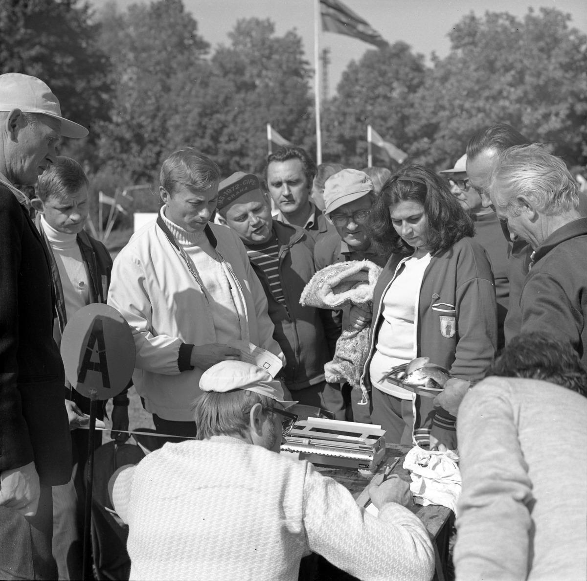 Wędkarskie Mistrzostwa Polski, 1972 r. [7]