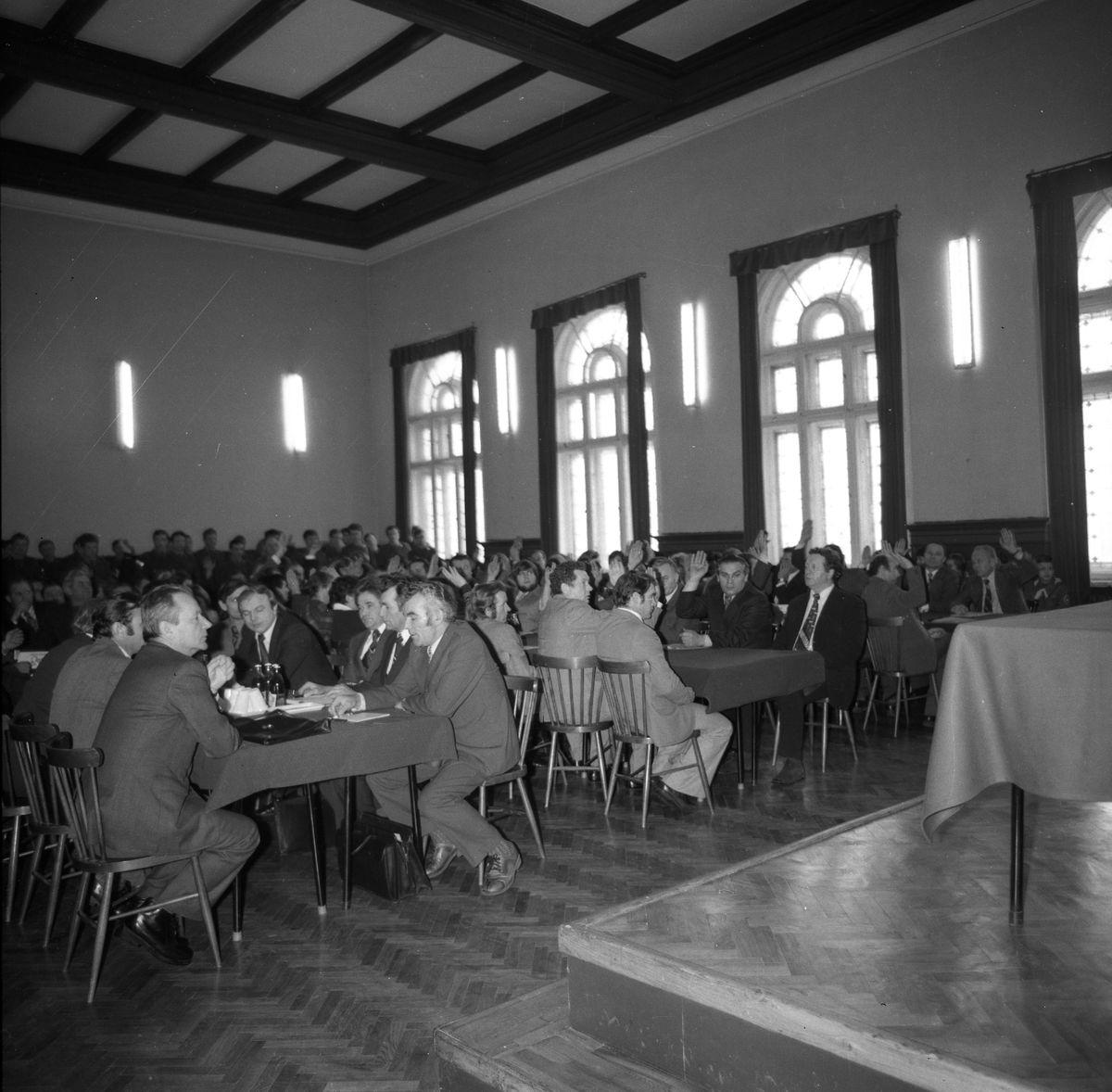 Spotkanie członków partii w LO [5]