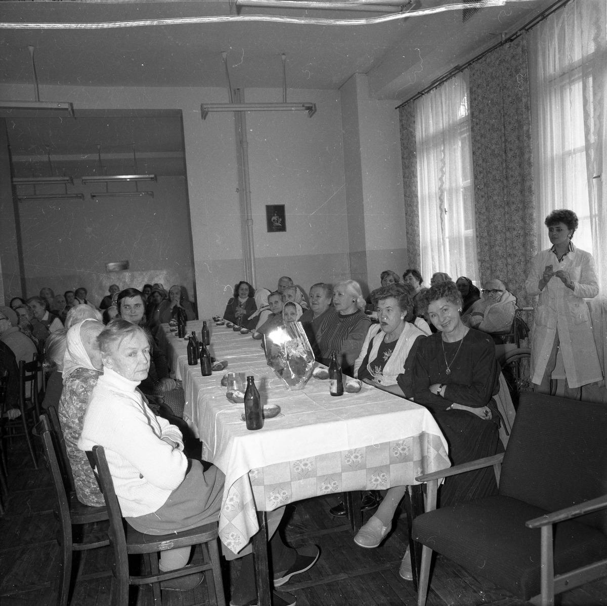 Uroczystość w DPS, 1988 r. [6]