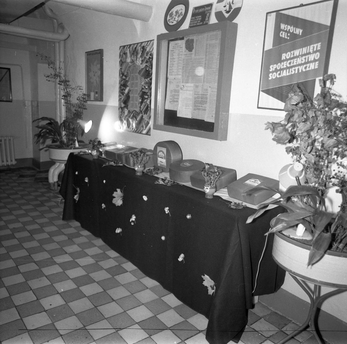 Prezentacja dojrzewalni serów, 1978 r. [8]